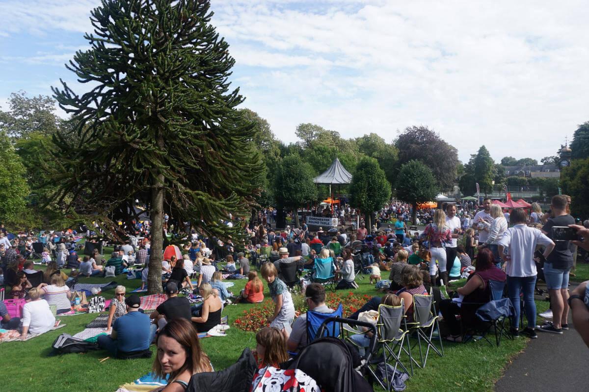 dorchester cider festival
