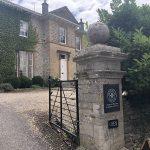 bride valley vineyard entrance