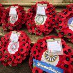 dorchester Remembrance Sunday wreaths